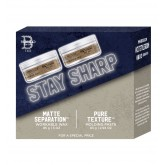 Bedhead For Men Stay Sharp Styling 2pk