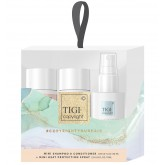 TIGI Copyright Care Holiday 2019 Mini Moisture Ornament 3pk