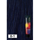 TIGI Copyright Colour Mix Master 0-1 Blue Steel 2oz