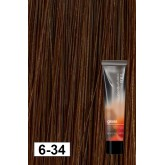TIGI Copyright Colour Gloss 6-34 Dark Golden Copper Blonde 2oz