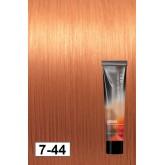 Tigi Copyright Colour Gloss 7-44 Intense Copper Blonde 2oz