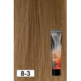 TIGI Copyright Colour Gloss 8-3 Light Golden Blonde 2oz