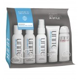 Unite Destination Moisture Shine Texture Mini 5pk