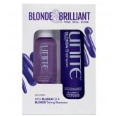 Unite Blonda Blonde & Brilliant 2pk