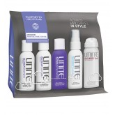 Unite Destination Toned Blonde Texture Mini 5pk