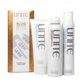 Unite Blow & Style Giftset 3pk