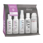 Unite Destination Smooth Sleek Texture Mini 5pk