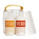 Verb Curl Duo With Glitter Comb