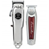 Wahl 5 Star Limited Edition Metal Magic Clip & Detailer Combo