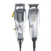Wahl Industrial Senior Clipper + Hero Trimmer Duo 2pk J/A
