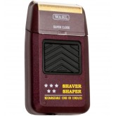 Wahl 5 Star Shaver Shaper - Burgundy