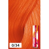 Wella Color Touch 0/34 Gold Red 2oz