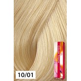 Wella Color Touch 10/01 Lightest Blonde / Natural Ash 2oz