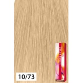 Wella Color Touch 10/73 Lightest Blonde / Brown Gold 2oz