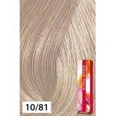 Wella Color Touch 10/81 Lightest Blonde/Pearl Ash 2oz