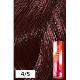Wella Color Touch 4/5 Medium Brown / Red-Violet 2oz