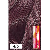 Wella Color Touch 4/6 Medium Brown / Violet 2oz