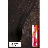 Wella Color Touch 4/71 Medium Brown / Brown Ash 2oz