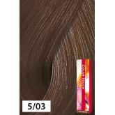 Wella Color Touch 5/03 Light Brown / Natural Gold 2oz