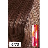 Wella Color Touch 6/73 Dark Blonde / Brown Gold 2oz