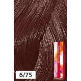 Wella Color Touch 6/75 Dark Blonde / Brown Red-Violet 2oz