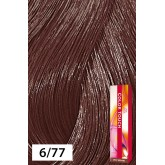 Wella Color Touch 6/77 Dark Blonde / Intense Brown 2oz