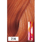 Wella Color Touch 7/4 Medium Blonde/Red 2oz