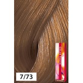 Wella Color Touch 7/73 Medium Blonde/Brown Gold 2oz