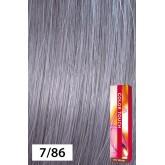 Wella Color Touch 7/86 Medium Blonde/Pearl Violet 2oz