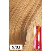 Wella Color Touch 9/03 Very Light Blonde/Natural Gold 2oz