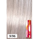 Wella Color Touch 9/96 Very Light Blonde/Cendre Violet 2oz