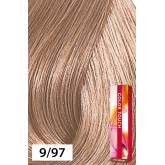 Wella Color Touch 9/97 Very Light Blonde/Cendre Brown 2oz
