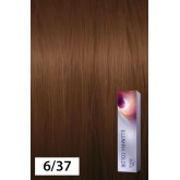 Wella Illumina Color 6/37 Dark Blonde/Gold Brown 2oz