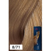 Wella Koleston Perfect Deep Browns 8/71 Light Blonde/Brown Ash 2oz