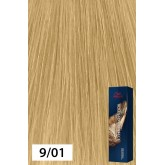 Wella Koleston Perfect Pure Naturals 9/01 Very Light Blonde/Natural Ash 2oz