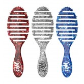 WetBrush Flex Dry Detangling Brush - Holiday Glitter