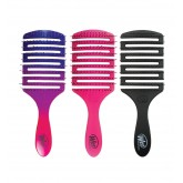 Wet Brush Flex Dry Paddle Heatflex Brush - Pink / Ombre / Black