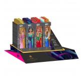 WetBrush Pro Detangler Brush Disney Princesses Stylized Display 16pc