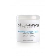 Wilma Schumann Purifying Astringent Pads 60pk
