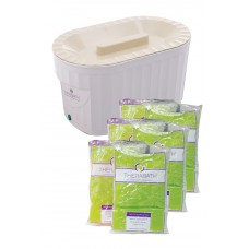 Therabath Thermotherapy Paraffin Bath Unit With Pea Paraffin Wax