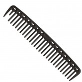 Y.S. Park Carbon Cutting Comb 190mm YS-452 - Black