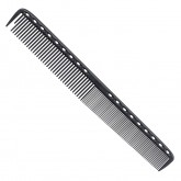 Y.S. Park 335 Carbon Cutting Comb 215mm - Black
