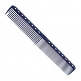 Y.S. Park Cutting Comb Fine Wide YS-336BL - Blue