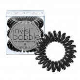 Invisibobble Original Hair Rings 3pk - True Black