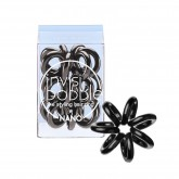Invisibobble Nano Hair Rings 3pk - True Black