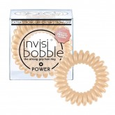 Invisibobble Power Hair Rings 3pk - Nude