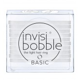 Invisibobble Basic Hair Ring Crystal Clear 10pk
