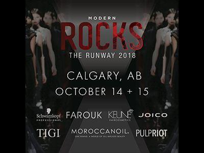MODERN ROCKS THE RUNWAY CALGARY 2018