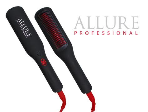 Allure Straightening Brush Iron