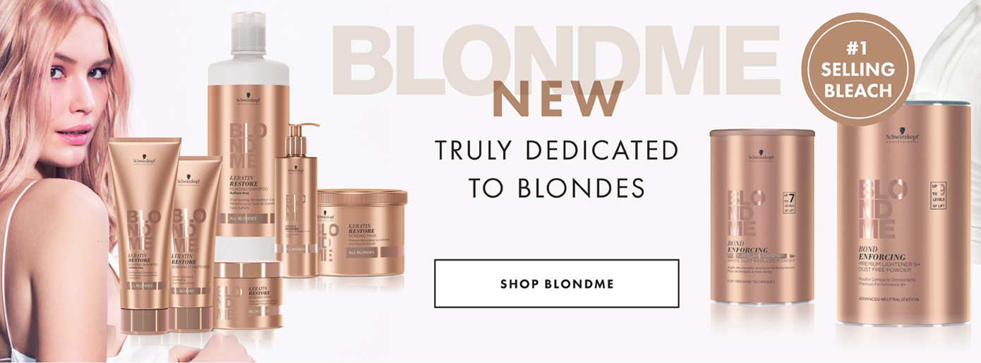 Shop  BlondMe